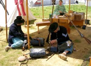 Union Reenactors Gear