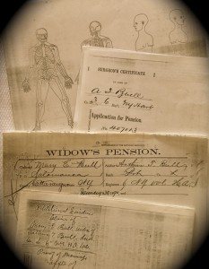 Pension Records