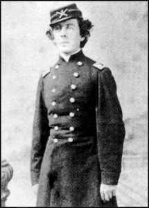 J. Howard Kitching in uniform