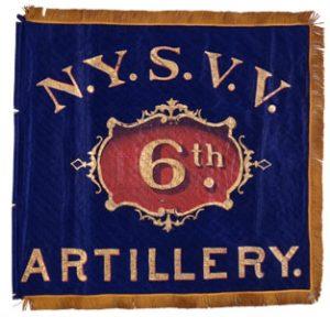 https://dmna.ny.gov/historic/btlflags/artillery/6thArtFlankMarkers.htm